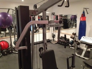 Private Personal Training's Gym